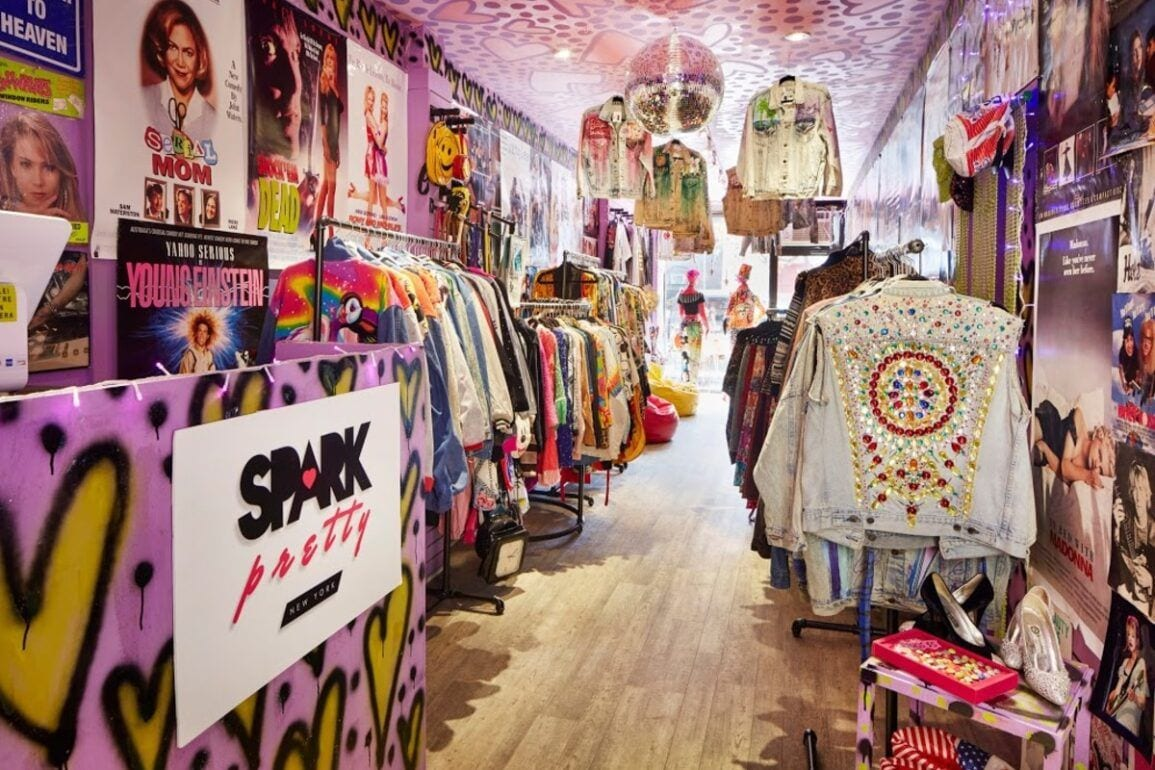 spark pretty store nyc 2