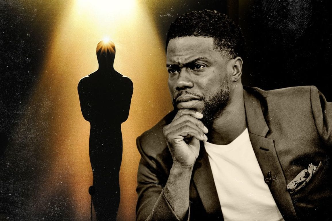 kevin hart out oscars getty ringer.0