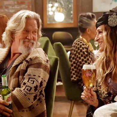 Stella Artois Pour it Forward the Dude Carrie PAGE 2019