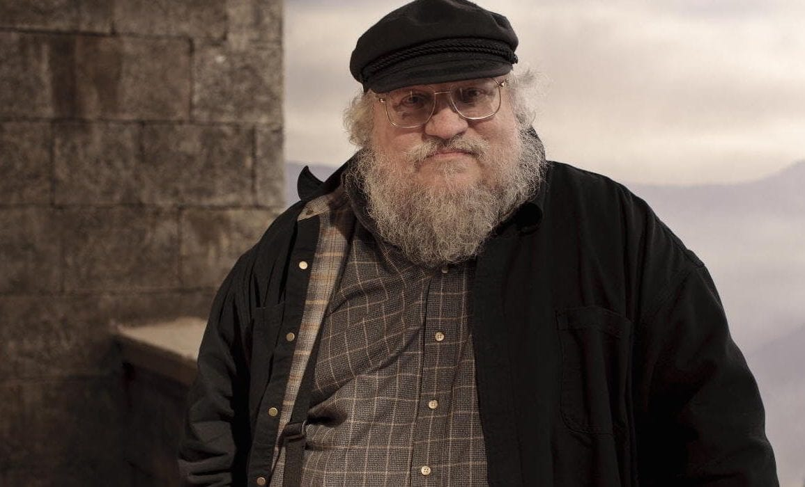 A Song of Ice and Fire author George RR Martin