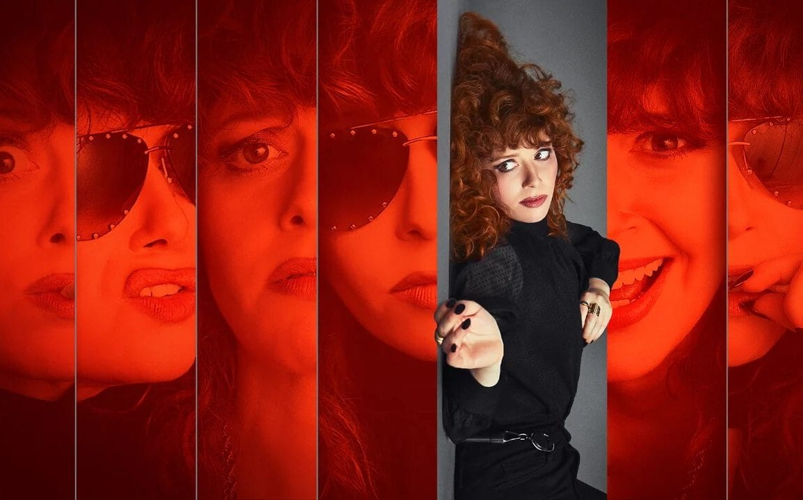 russian doll now on netflix