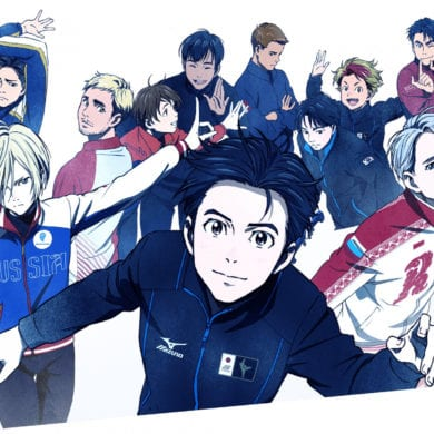 yuri on ice comparison 09