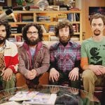 24534 big bang theory big bang theory tv television actors humor funny sitcom men males beards room celebrities