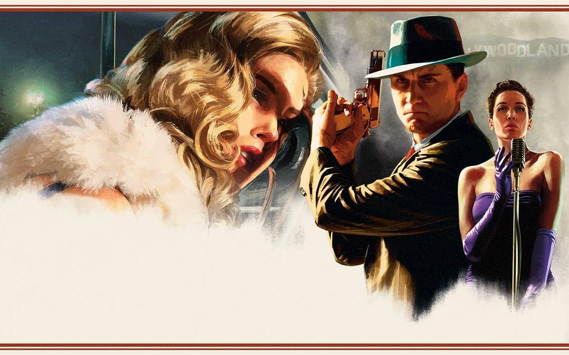 L.A. Noire cover