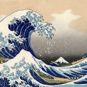 The Great Wave off Kanagawa scaled
