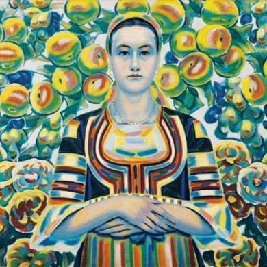 balkan woman