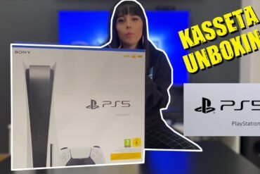ps5 unboxing Thumbnail 00000