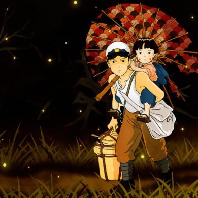 grave of the fireflies antiwar anime