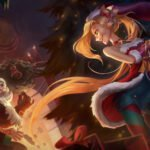 jinx xmas skin lol scaled