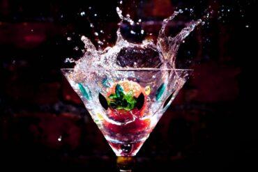 coctail splash