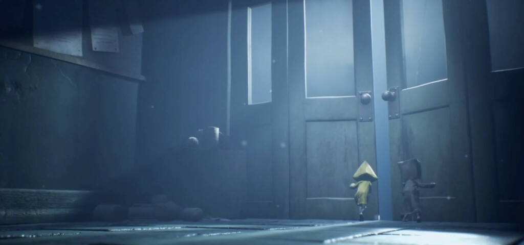 six and mono in little nightmares 2