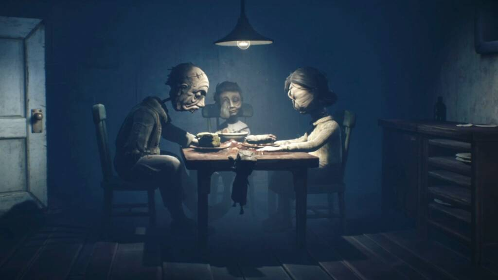 table of horrors in little nightmares 2
