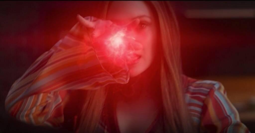 wandavision scarlet witchs powers