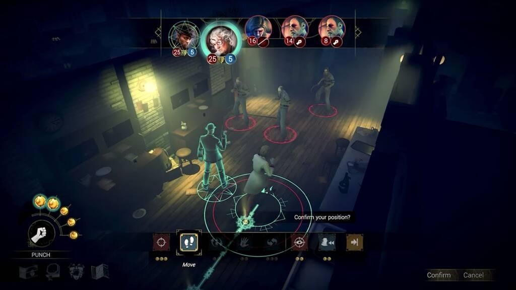 arkham horror mothers embrace gameplay shot