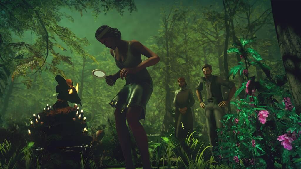 arkham horror mothers embrace videogame 2021