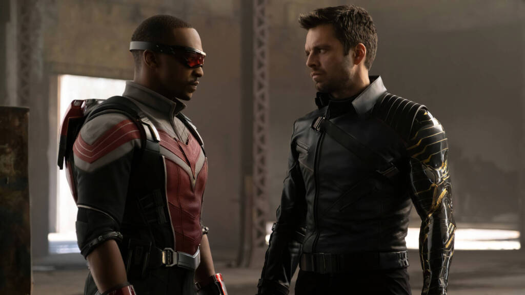 the falcon and the winter soldier 4k 2021 f8