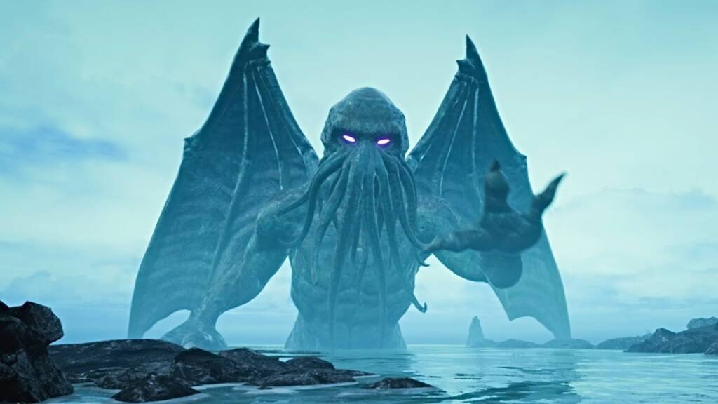the shore cthulhu