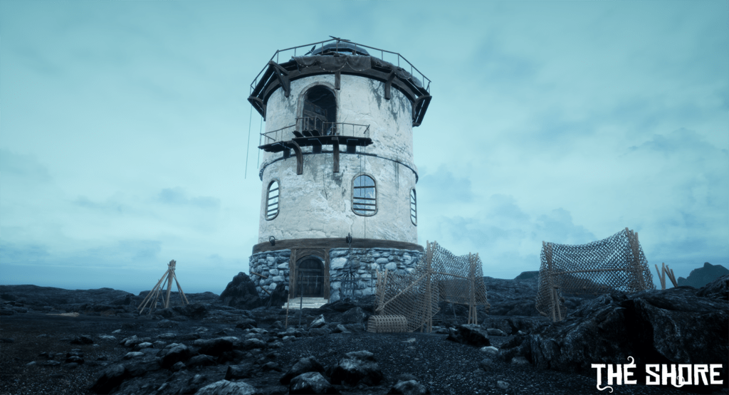 the shore game light house