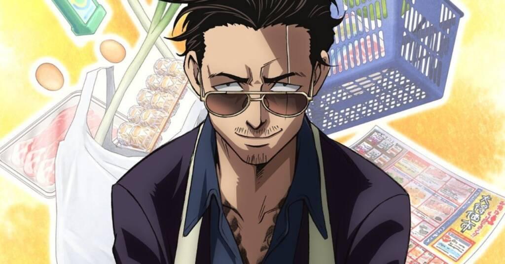 the way of the househusband netflix anime tatsu