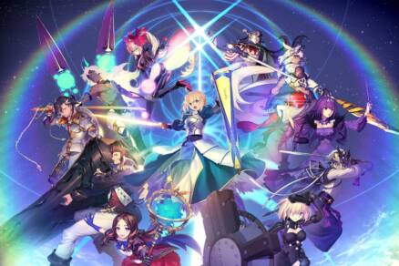 Fate Grand Order Anime Film anime