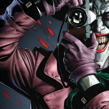 Joker Villain From DC