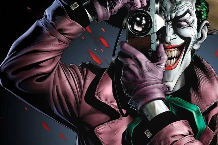 Joker Villain From DC