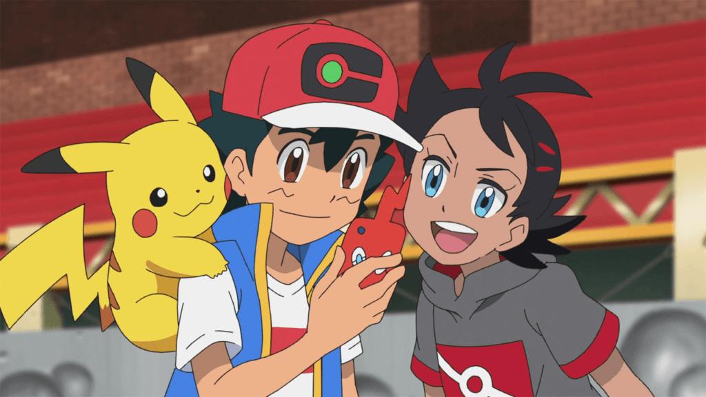Pokemon Journeys the Series