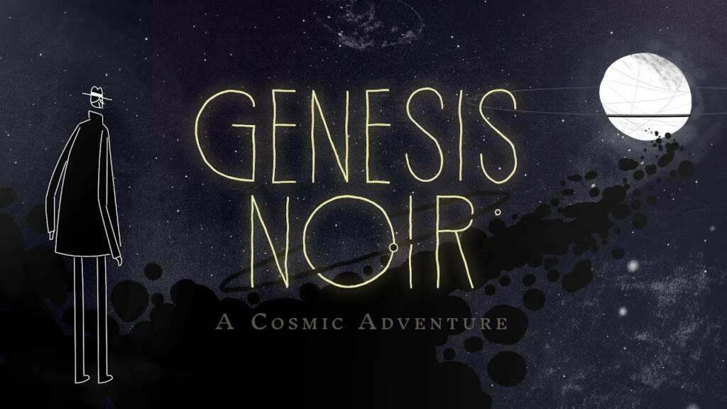 genesis noir a cosmic adventure
