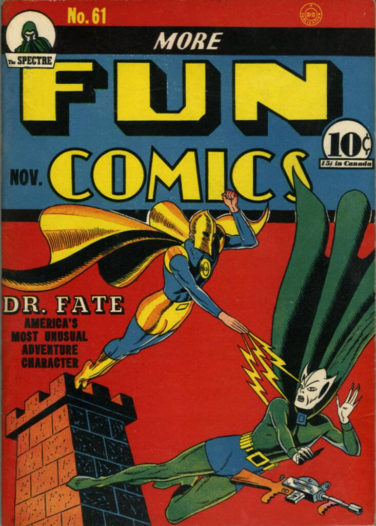 more fun comics vol 61
