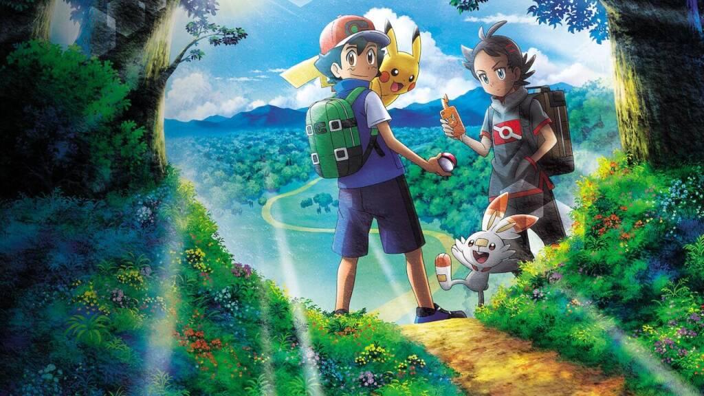 pokemon journeys series